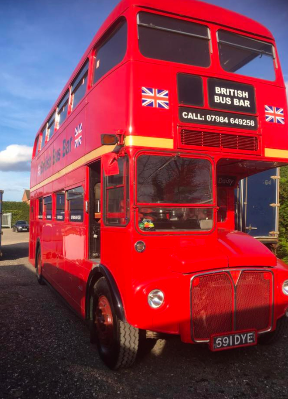 British bus bar event