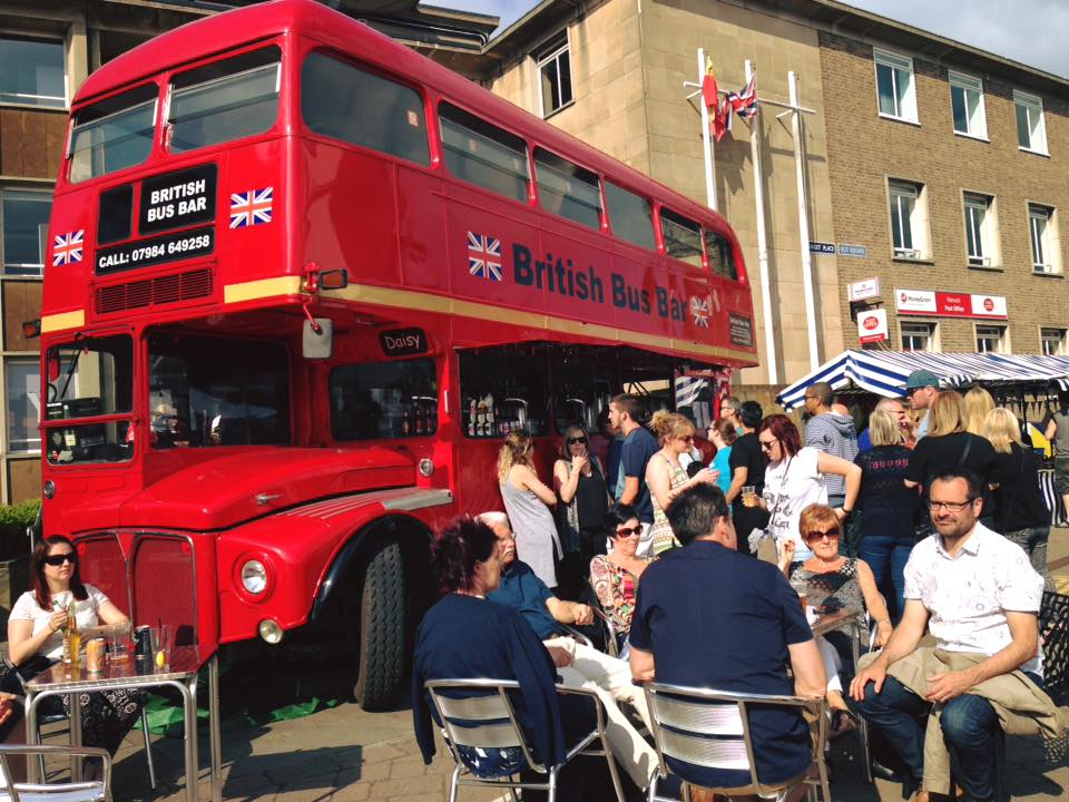 Warwick Food Festival 2016